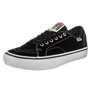 Vans Men's AV Classic Pro Black Suede Skate Shoes
