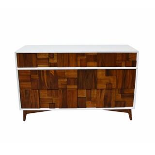 Melange 6-drawer Dresser