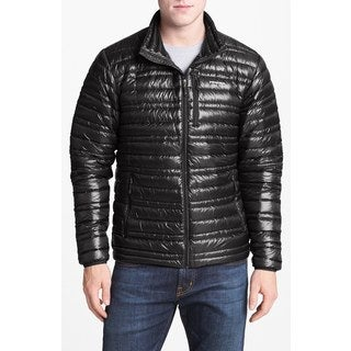 Patagonia Men's Ultralight Black Down Jacket