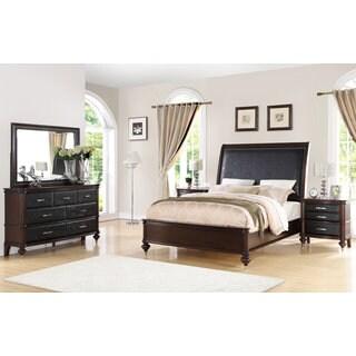 Abbyson Delano Luxury 5-piece Bedroom Set