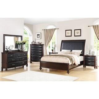 Abbyson Delano Luxury 6-piece Bedroom Set