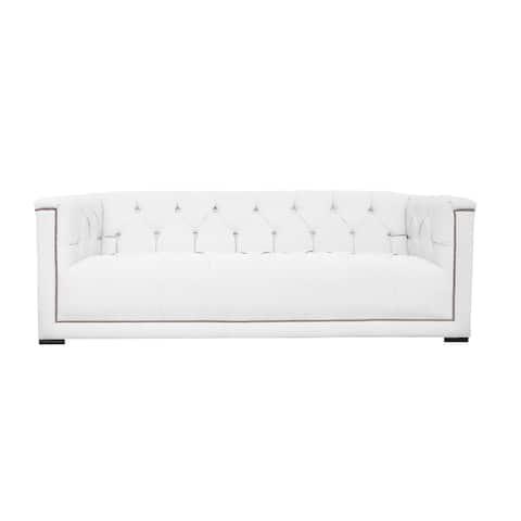 Lancaster Tufted Eco-Friendly Sofa