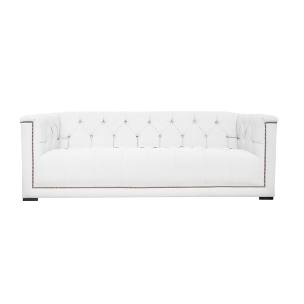 Lancaster Tufted Eco-Friendly Sofa. Opens flyout.