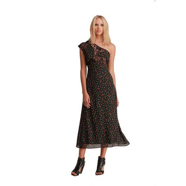 Shop Walter Baker Maria Multicolored Dress - Free Shipping Today ... 7f100a7859b3