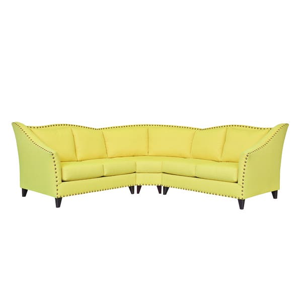 Astonishing Shop Carolina Traditional Curved Sectional Sofa Free Short Links Chair Design For Home Short Linksinfo