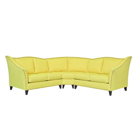 Buy Yellow Sectional Sofas Online At Overstock Our Best