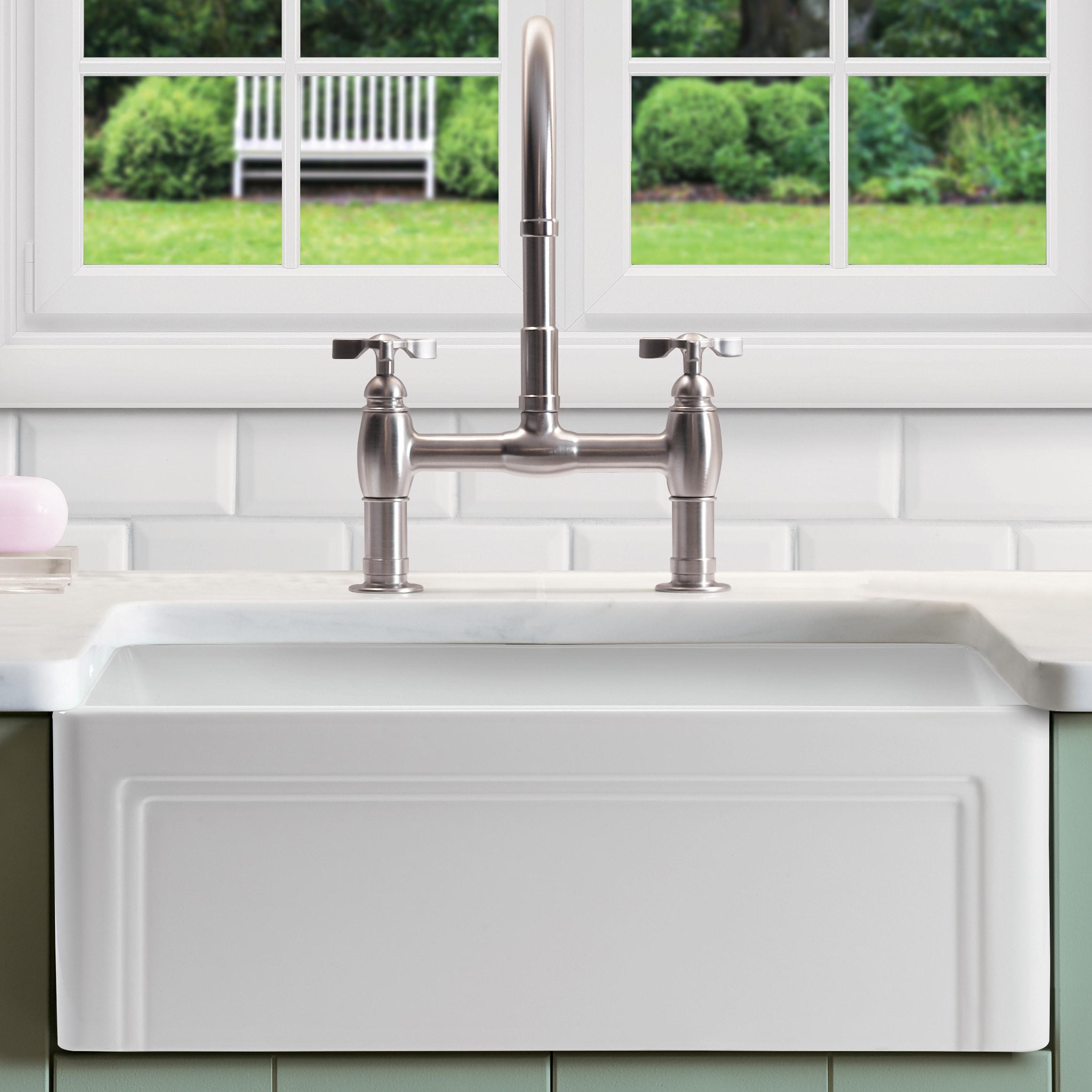buy kitchen sinks online at overstock our best sinks deals rh overstock com