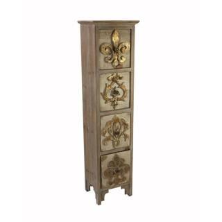 Jeco Fleur-de-Lis Design Wood-Effect Cabinet https://ak1.ostkcdn.com/images/products/14587822/P21133771.jpg?impolicy=medium