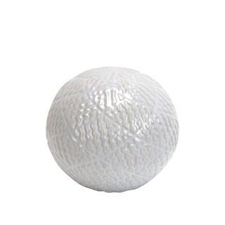 Ceramic 4.7-inch Decorative Spheres (Pack of 3)