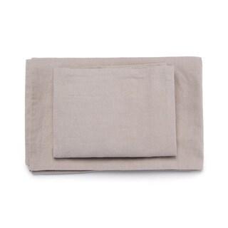 Hampshire Linen Cotton Blend Duvet Set