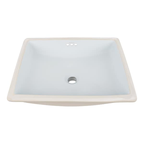 Ronbow Plane 20 Inch Ceramic Undermount Bathroom Vessel Sink With Overflow    Free Shipping Today   Overstock.com   21133799
