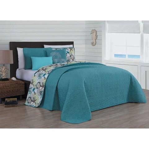 Avondale Manor Surf City 5-piece Quilt Set