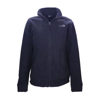The North Face Women's Chiara Black Fleece Full Zip-Up Jacket|https://ak1.ostkcdn.com/images/products/14587906/P21133847.jpg?impolicy=medium