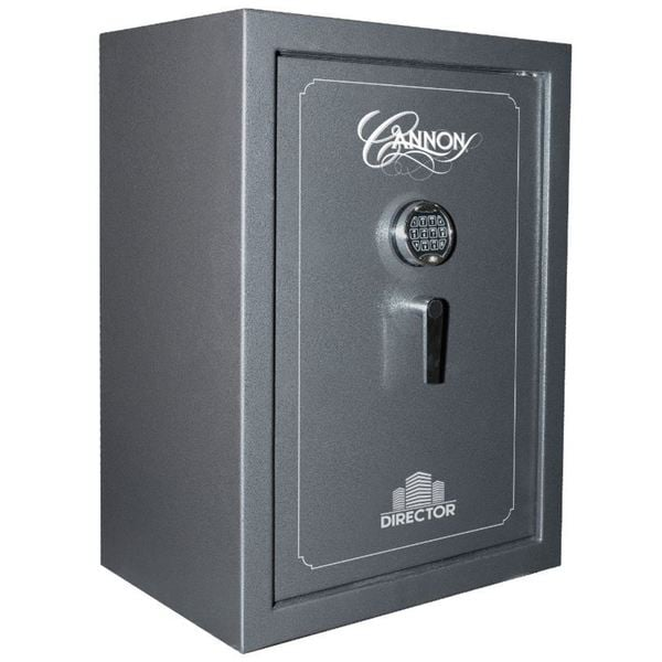 Cannon Safe Director Series - Grey / DR8