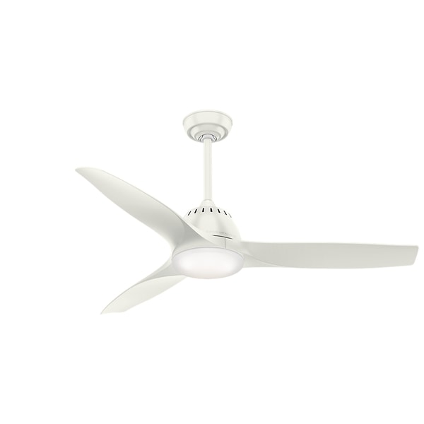 Casablanca Fan 3 Blade Wisp Fresh White Fan by Casa Blanca