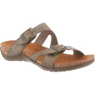 Women's Bearpaw Maddie Sandal Bronze Synthetic