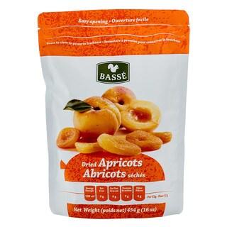 Basse 1-pound Dried Fruits Apricots