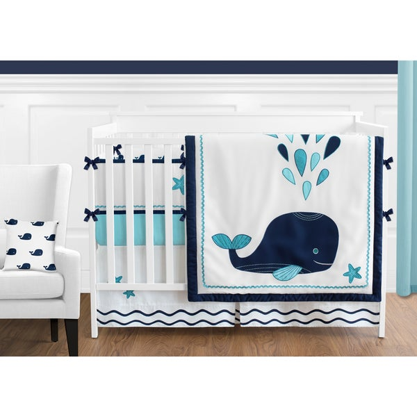 Shop Sweet Jojo Designs Hooty 9 Piece Crib Bedding Set