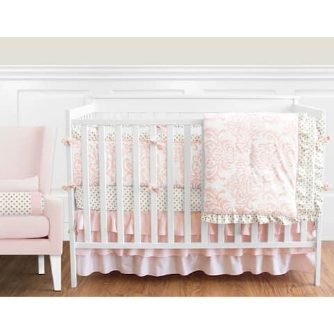 Sweet Jojo Designs Amelia Collection 9-piece Crib Bedding Set