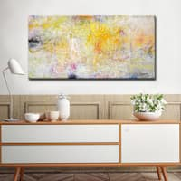 Ready2HangArt Oversized Canvas 'Contentment' by Norman Wyatt, Jr.