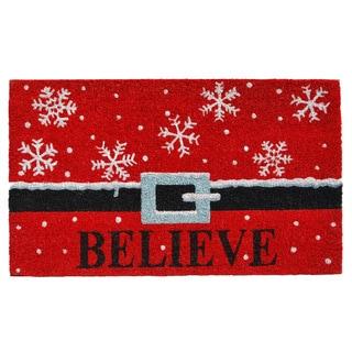 Believe Doormat