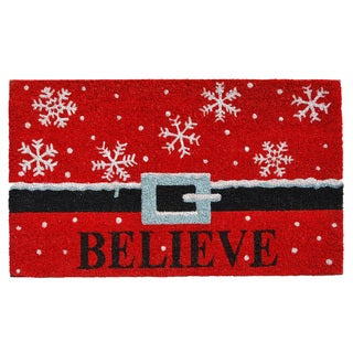 Believe Doormat