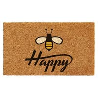 Bee Happy Doormat