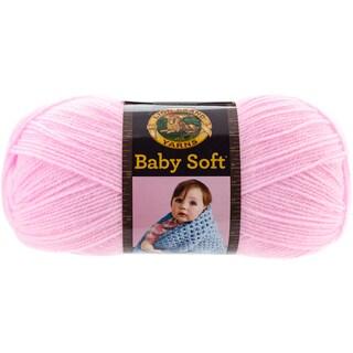 Baby Soft Yarn-Little Girl Pink