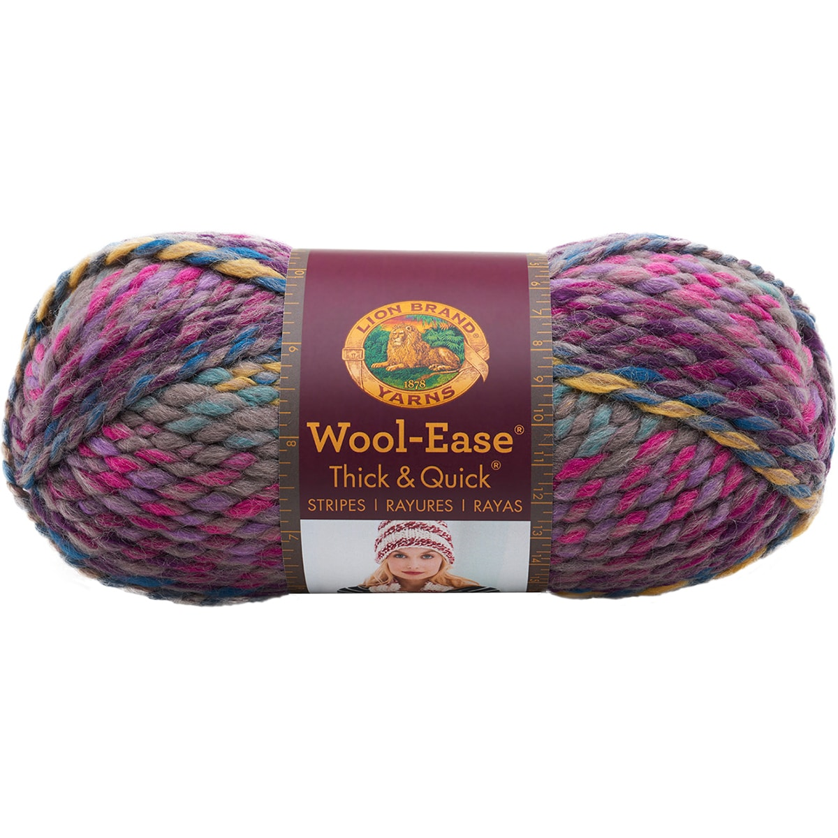 Lion Brand Wool-Ease Thick & Quick Yarn-Astroland (Astrol...