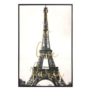 'Paris' Framed Art