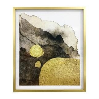 """""""Tintas de Oro"""" Framed Art"""