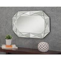 Abbyson Delilah Rectangle Wall Mirror Free Shipping