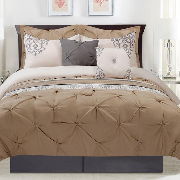 Sarasa 8 Piece Comforter Set