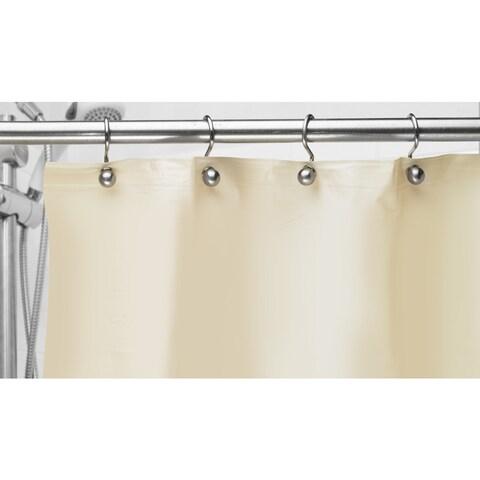 8 Gauge PEVA Heavy Weight Grommet Shower Linen/Curtainwith Magnets