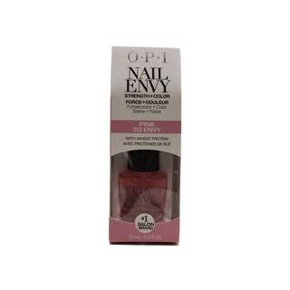 OPI Envy Nail Strengthener Envy Pink to Envy