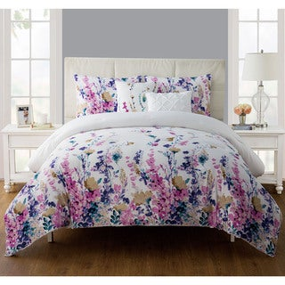 VCNY Misha 5 piece Comforter Set - King (As Is Item)