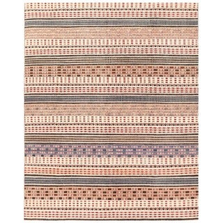 Herat Oriental Afghan Hand-knotted Gabbeh Wool Rug (7'11 x 10')
