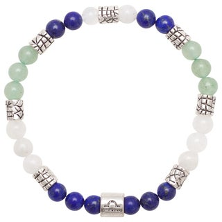 Healing Stones for You Libra Zodiac Bracelet Size 7.5