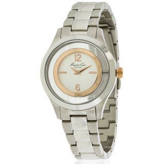 Kenneth Cole Women's 10026945 Stainless-steel Watch|https://ak1.ostkcdn.com/images/products/14593955/P21139092.jpg?impolicy=medium