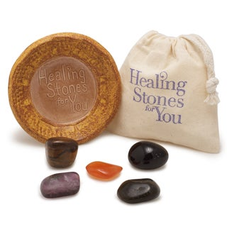 Healing Stones for You Capricorn Zodiac Stone Set