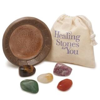 Healing Stones for You Libra Zodiac Stone Set