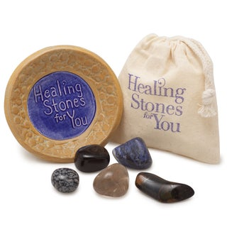 Healing Stones for You Scorpio Zodiac Stone Set