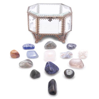 Healing Stones for You Stress Relief Healing Stone Set
