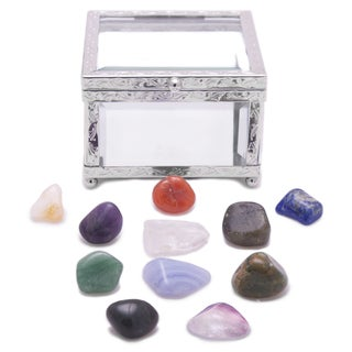 Healing Stones for You Enhance Creativity Intention Stone Set