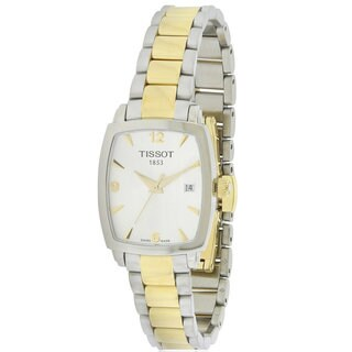 Tissot Women's T-Classic Everytime T0579102203700 Two-tone Watch|https://ak1.ostkcdn.com/images/products/14594009/P21139120.jpg?_ostk_perf_=percv&impolicy=medium