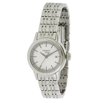 Tissot Women's Carson T0852101101100 Stainless-steel Watch