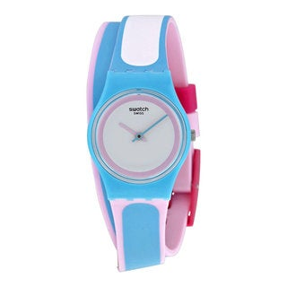 Swatch Women's Tropical Beauty LL117 Multicolored Watch