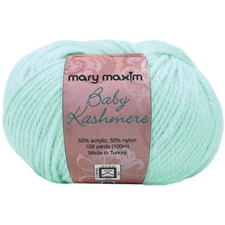 Baby Kashmere Yarn-Hint Of Mint