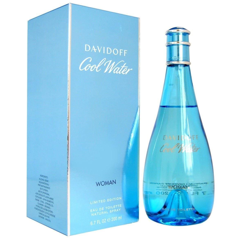Zino Davidoff Davidoff Cool Water Women's 6.7-ounce Eau d...