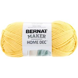 Bernat Maker Home Dec Yarn-Gold
